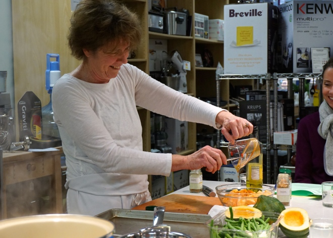 Dianne McConnell, food coach with Healthy Foods Matter