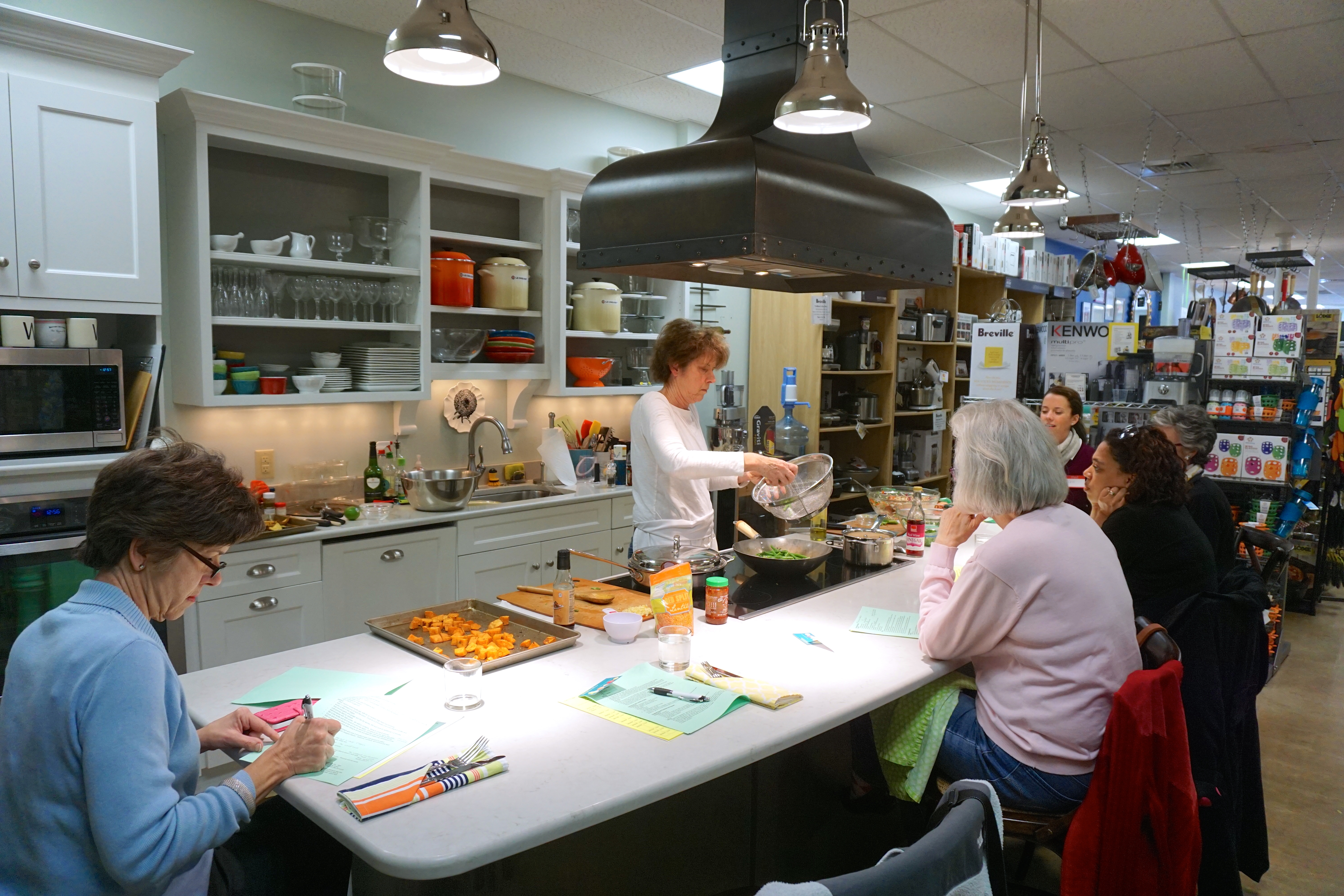 Cooking Classes in Winston-Salem - Daily Dose of Greens