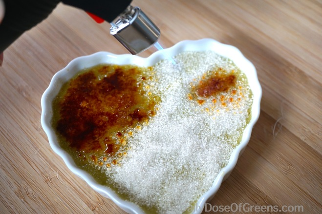 crème brûlée torch
